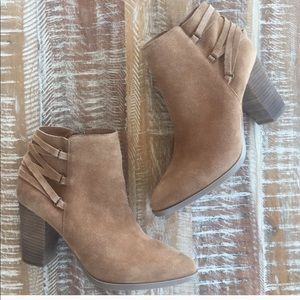 Franco Fortini Ankle Booties